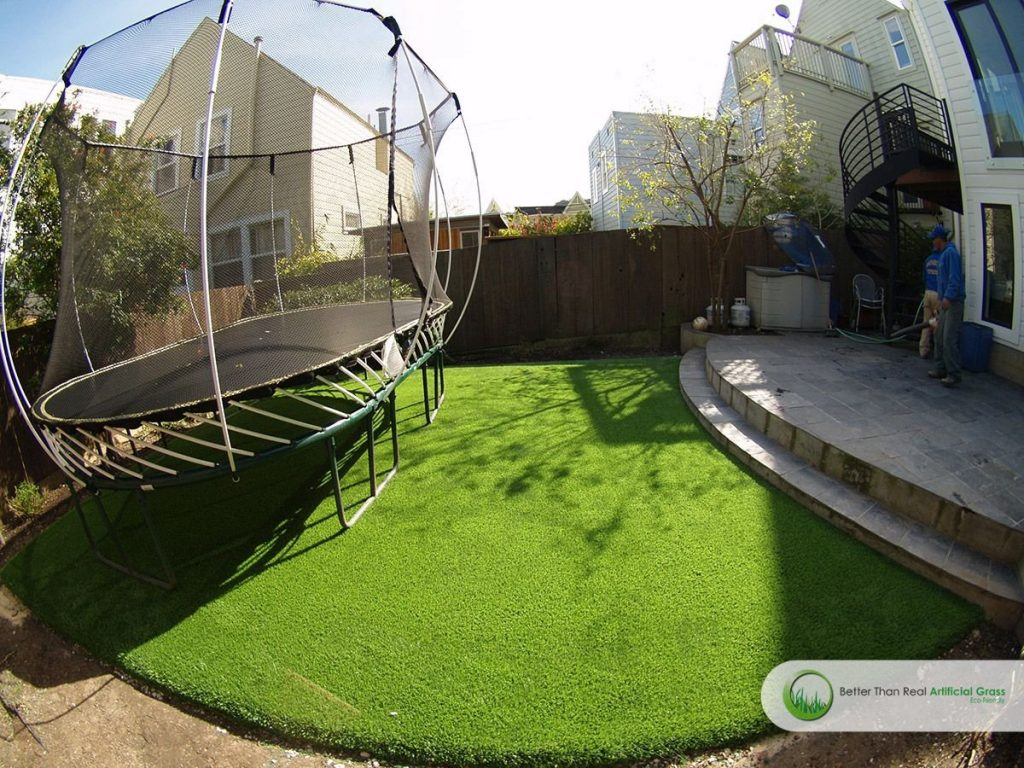 Installing Artificial Grass