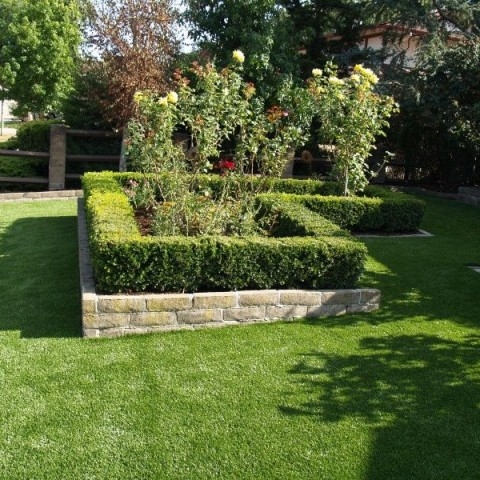 Oakland artificial grass installation