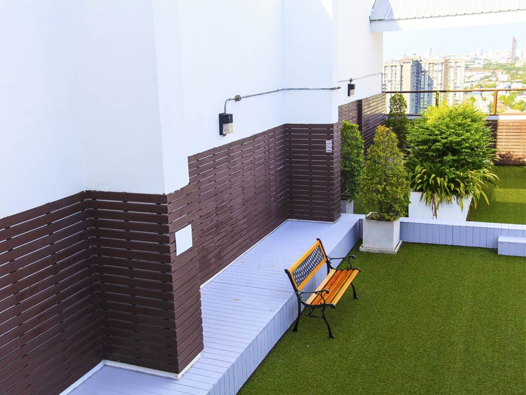 Synthetic Turf On Rooftops