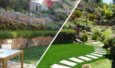 Artificial grass installations in San Rafael and around Bay Area