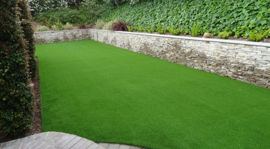Artificial Grass Lawns
