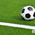 Artificial grass for sport fields
