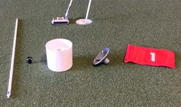 Cup & Flag Set For Putting Greens