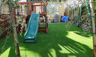 Artificial Grass Playground County of Santa Clara