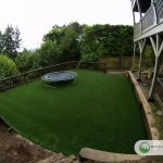 Artificial Grass Playgrounds Installation