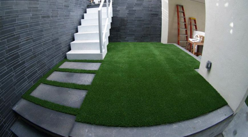 Artificial grass for indoor use in Santa Clara, California