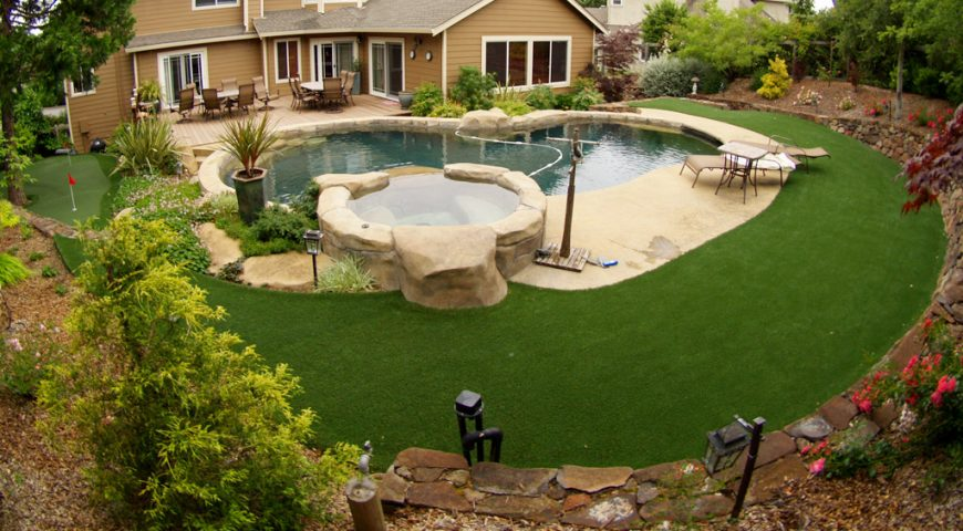 Artificial or synthetic grass installation Antioch, California