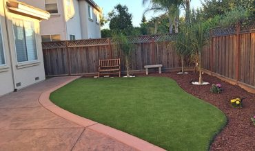 Residential landscaping solutions with artificial grass in San Francisco