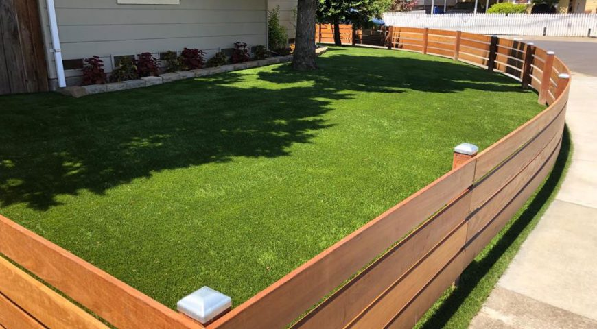 Synthetic grass installer: serving Palo Alto, Santa Clara and San Jose, California