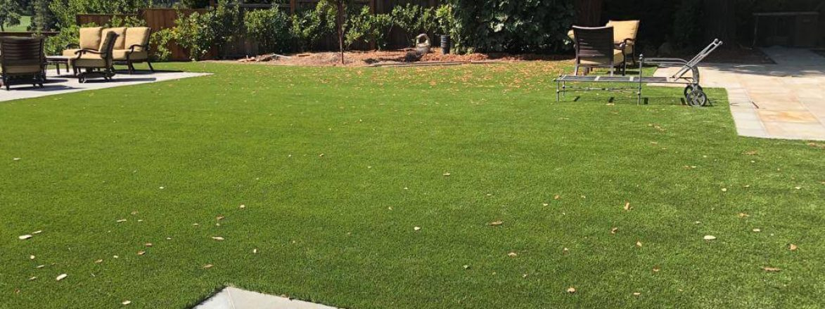 Artificial Grass Installation in Palo Alto