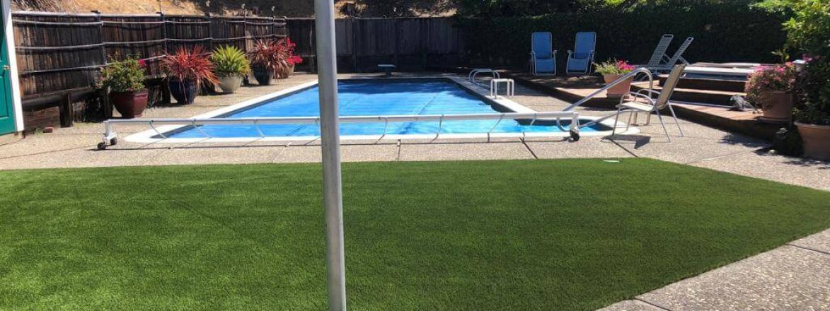 Artificial Grass Installation in San Rafael California