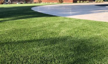 Artificial grass installation in Marin County, San Francisco California