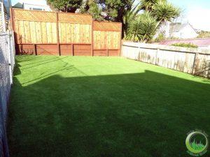 Back lawns - Afert