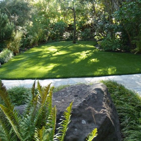 Mill Valley artificial grass lawn