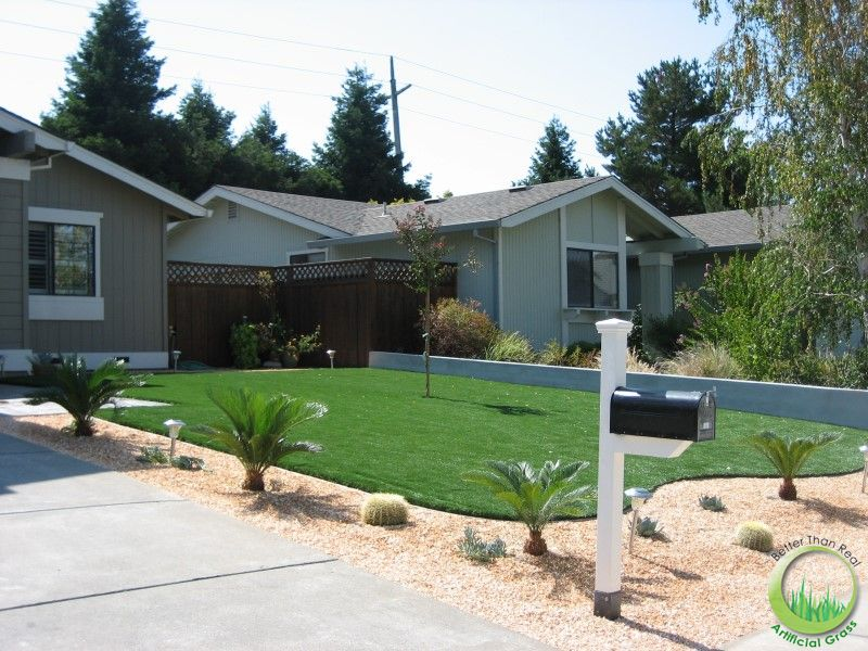 Petaluma Artificial Synthetic Grass