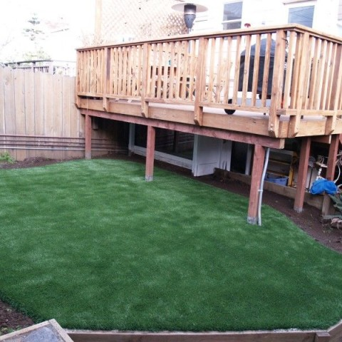 San Francisco artificial synthetic grass
