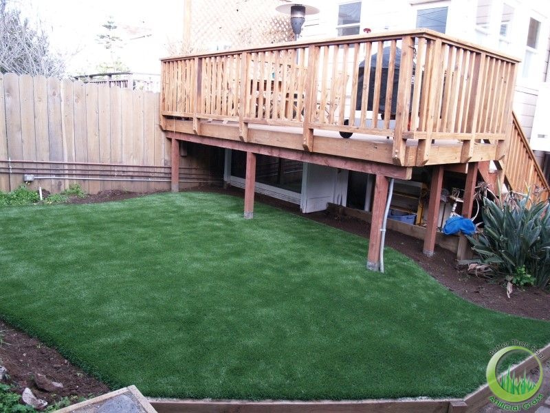 Deck & Patio Artificial Grass