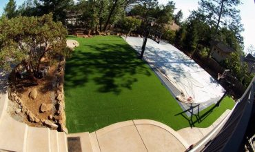 Artificial Grass Sports Fields Installation