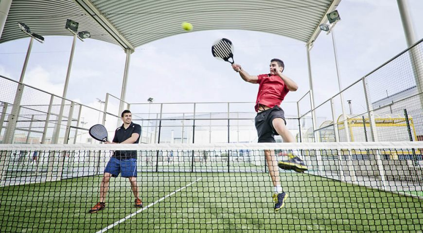 Artificial grass for Tennis Courts