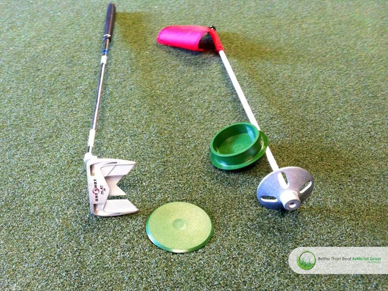Hole Cover For Putting Greens