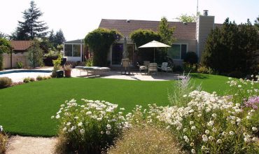 Synthetic Lawn for Residences in San Jose