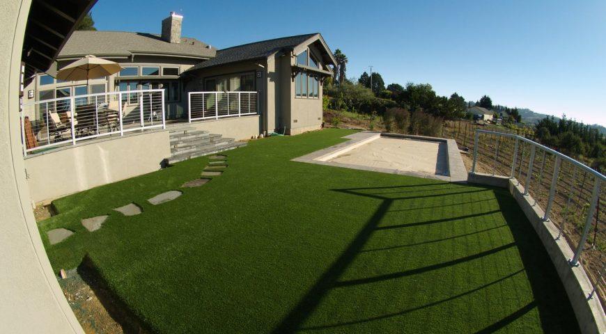 How to Choose an Artificial Grass Landscape Contractor in Santa Clara, California