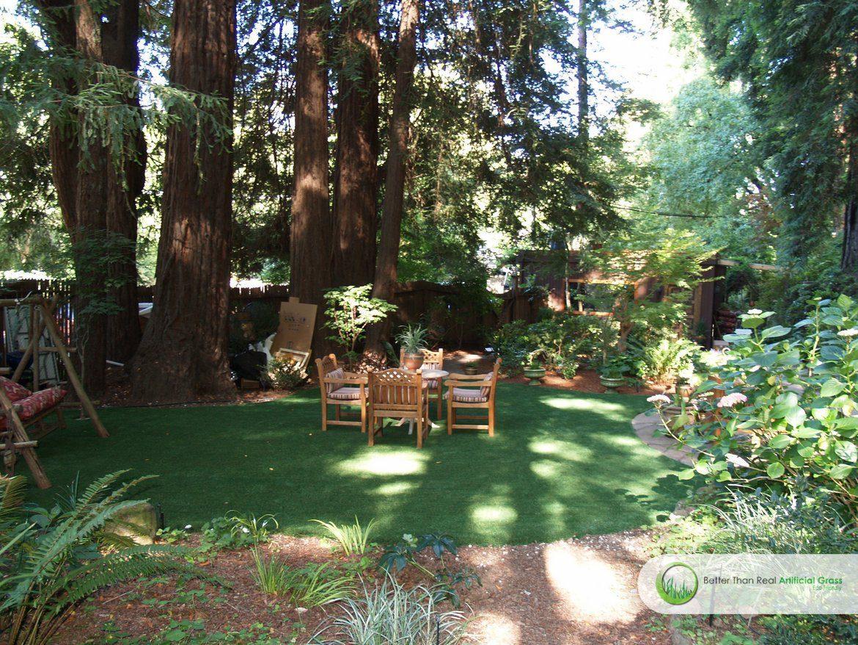Artificial Grass Gardens Installations