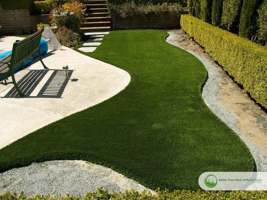 Artificial Grass Gardens Installations In Bay Area California