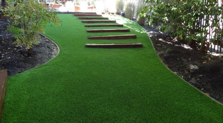 Why choose artificial grass?