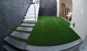 Artificial grass for indoor use in Santa Clara, California