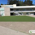 Artificial Grass Installation for School in Mill Valley of Marín County California