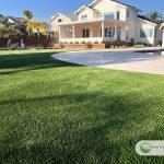Artificial grass installation in Marin County, San Francisco California