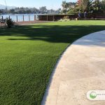 Bocce Ball Artificial Grass project