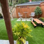 Installation of artificial grass made in San Anselmo