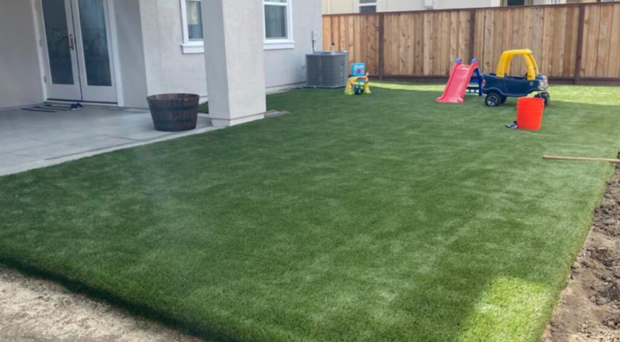 Artificial Grass In Santa Rosa: New Look For Your Backyard