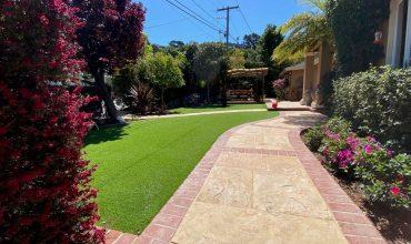 Front Yard and Backyard in San Mateo