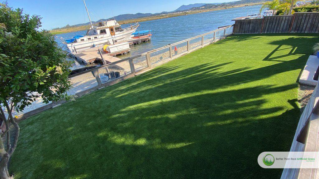 Seaside project in Novato