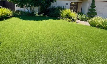 Artificial grass installation in Contra Costa County, CA