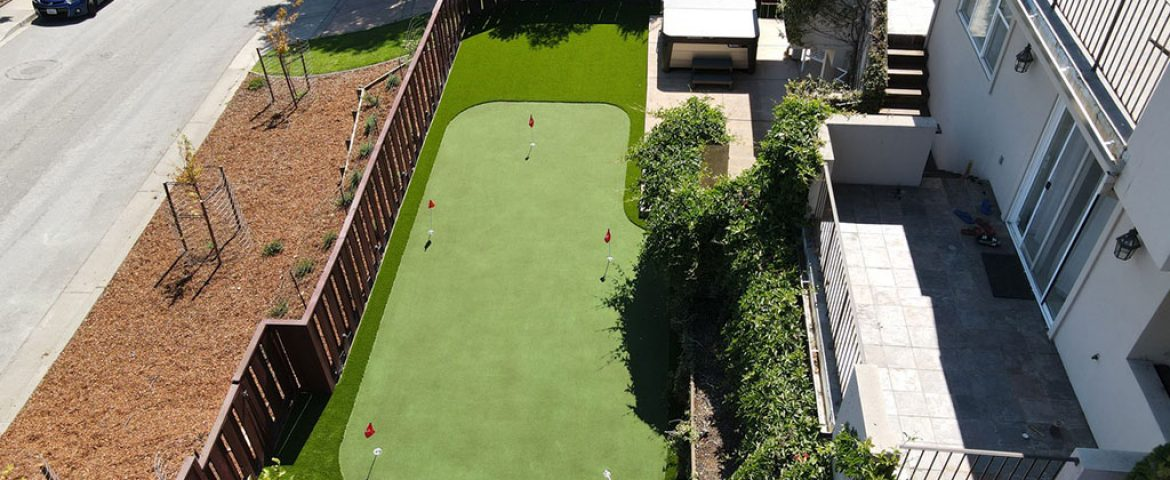 Fake grass for sale: winterize your yard