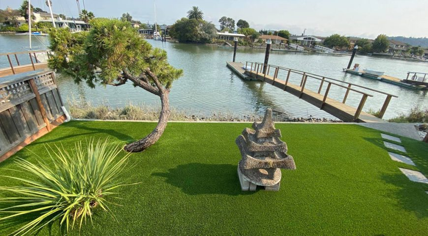 How much does it cost to install a synthetic grass?