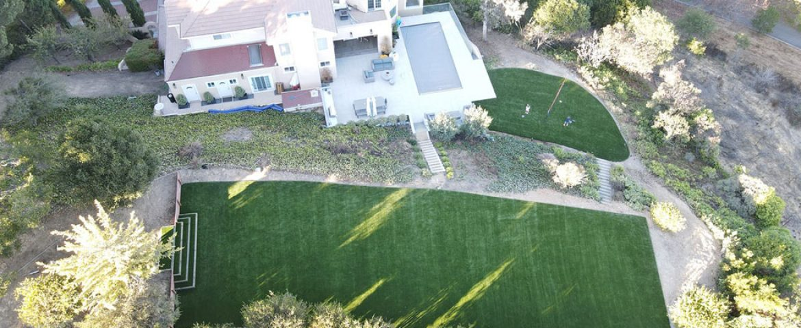 What is the best fake grass to buy for residential and commercial locations?