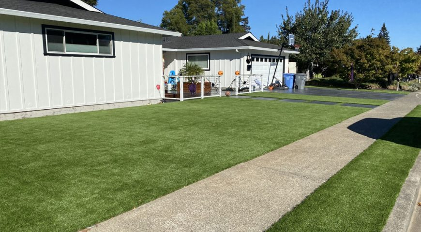 Reasons To Install Artificial Grass in California