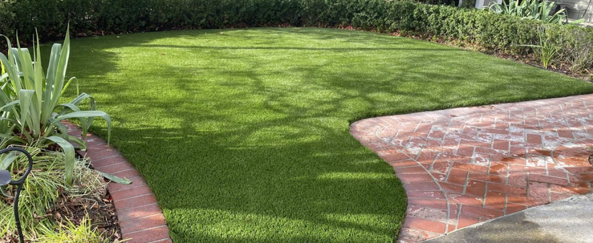 Synthetic Grass: Getting the Perfect Grass in Saratoga, California