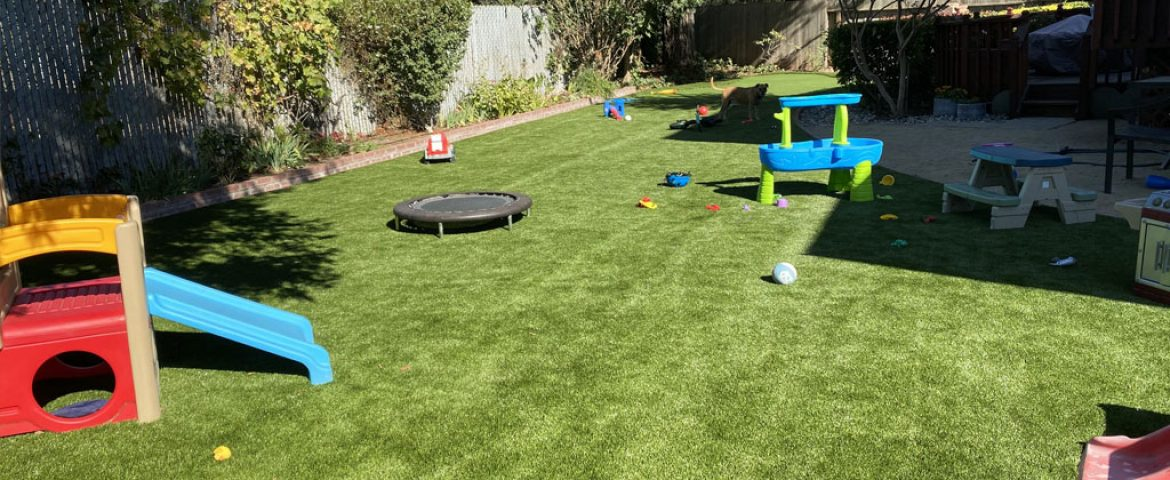 Artificial Grass for Kids: How Safe Is It?