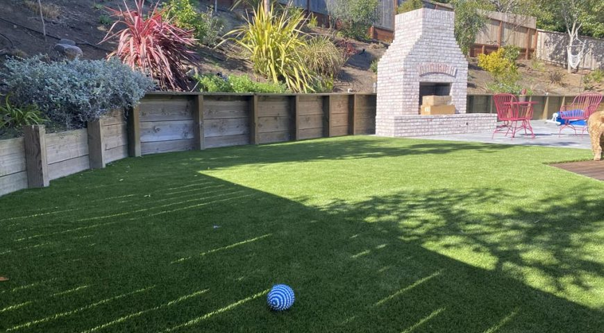 What is the best artificial grass for residential use?