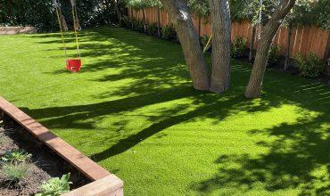 Artificial Grass garden and backyard