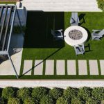 New artificial grass landscaping project in San Francisco, CA