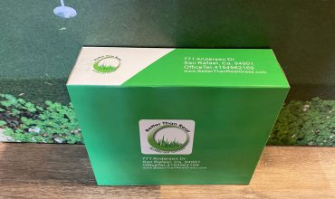 Still not sure if you want to install artificial grass? Try our free samples